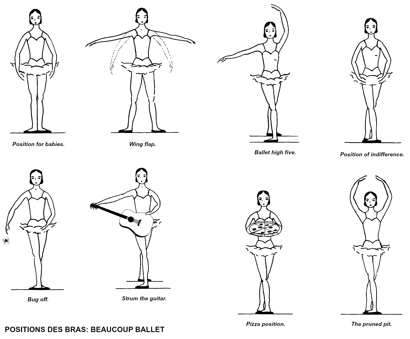Ballet Explained Positions Of The Arms And Body Movita