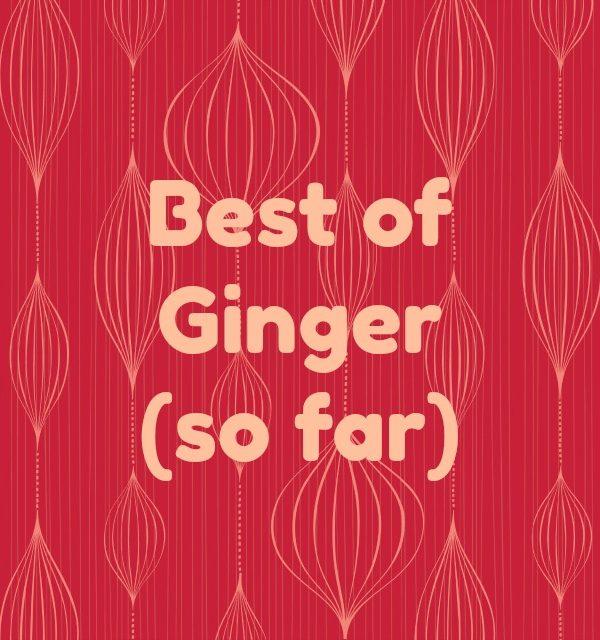 best of ginger // movita beaucoup