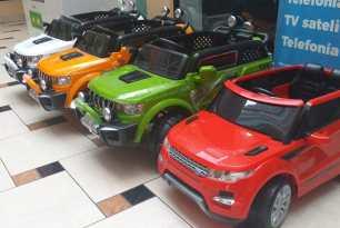 Autos y motos para niños