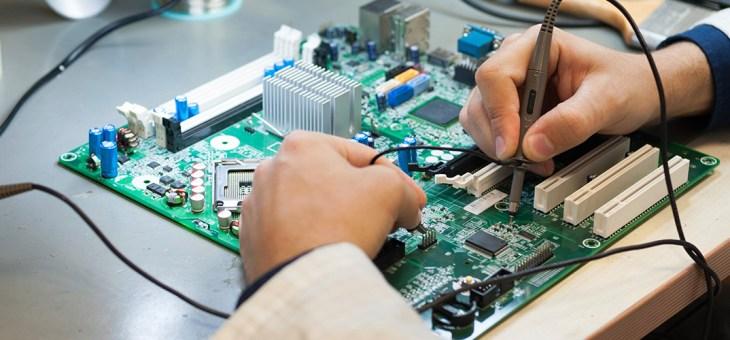 Conserto de Equipamentos de Telecomunicações e Redes