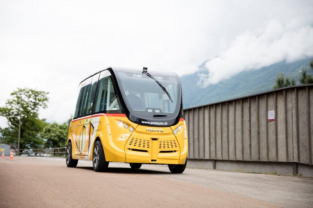post auto smart shuttle