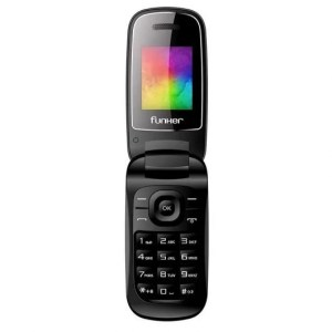 Teléfono Funker F4 Negro