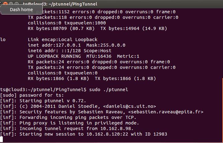ptunnel_server
