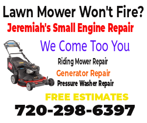 Lawn Mower Won't Turn Off Repair Denver, CO
