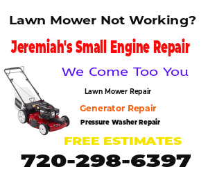 Lawn Mower Won't Start Just Clicks Repair Denver, CO