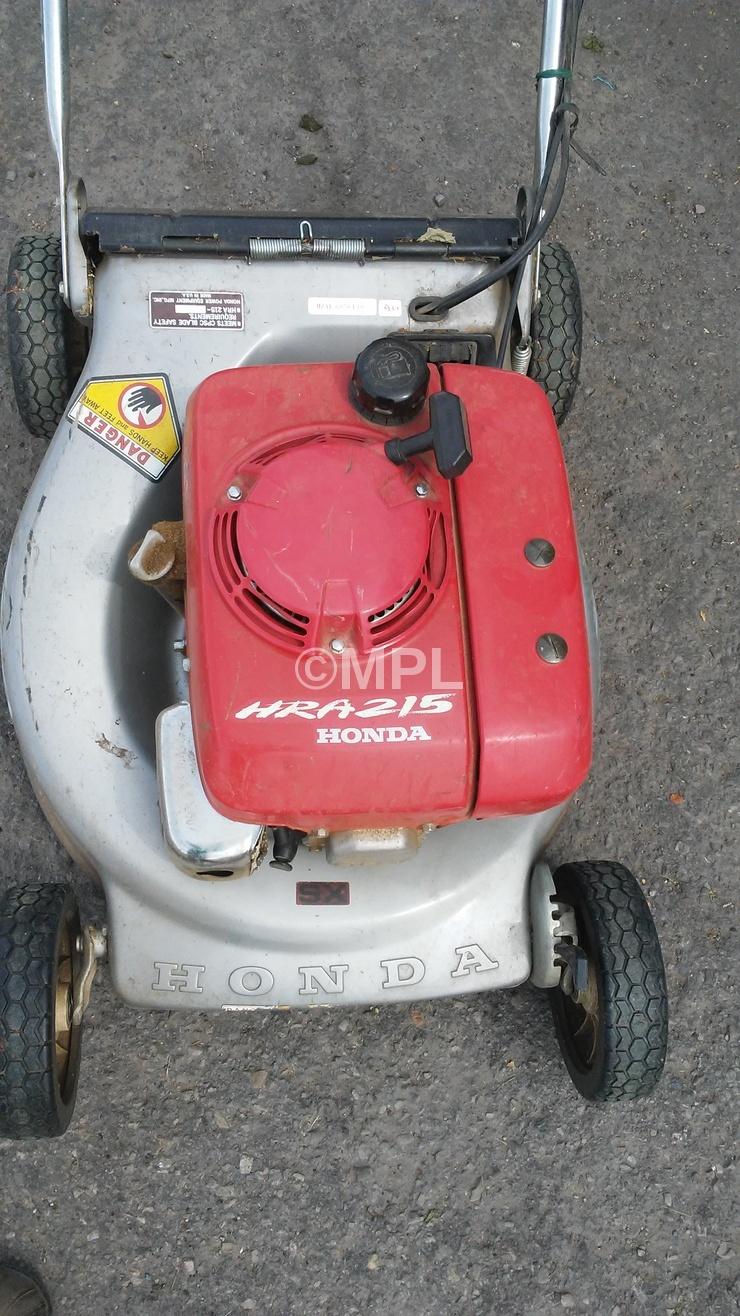 medium resolution of honda lawn mower model hra215 bf cutting blade parts land