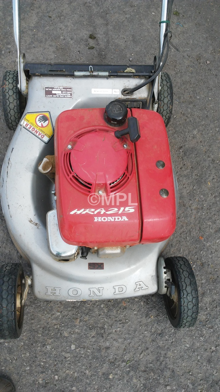 hight resolution of honda lawn mower model hra215 bf cutting blade parts land