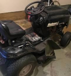replaces bolens lawn mower model 13am761f065 deck belt [ 1200 x 900 Pixel ]