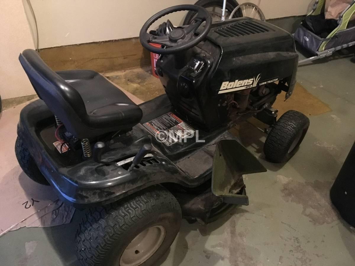 hight resolution of replaces bolens lawn mower model 13am761f065 deck belt