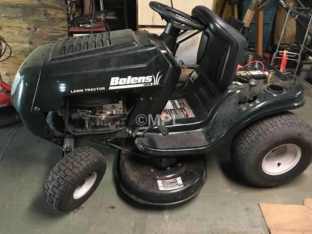 medium resolution of replaces bolens lawn mower model 13wc762f065 deck belt