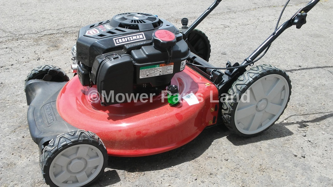 Craftsman 65 Hp Lawn Mower Parts