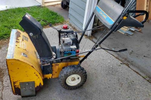 small resolution of replaces cub cadet snow blower