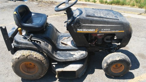 small resolution of replaces yard machines lawn mower
