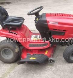 craftsman model 247 203744 lawn tractor parts [ 1146 x 860 Pixel ]