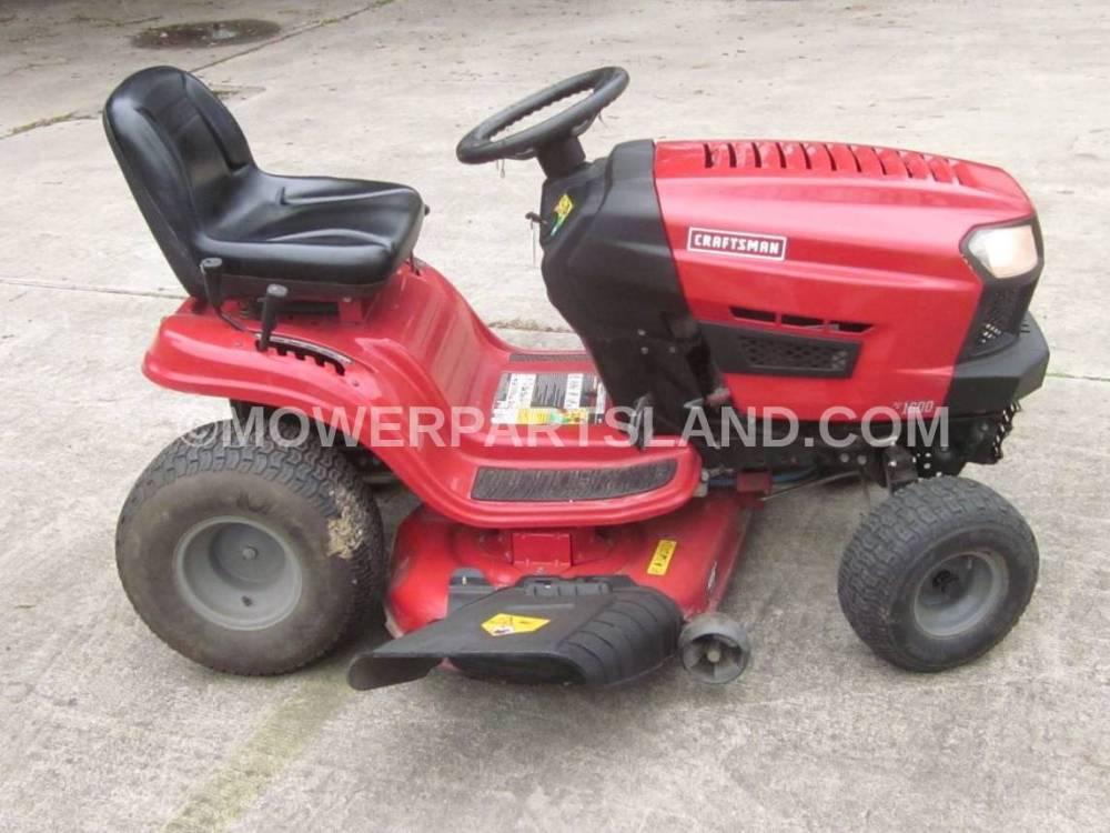 medium resolution of craftsman model 247 203744 lawn tractor parts