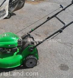 carburetor for lawn boy model 10682 lawn mower [ 1316 x 740 Pixel ]