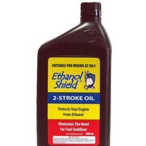 ETHANOL SHIELD 2 STROKE OIL 1ltr
