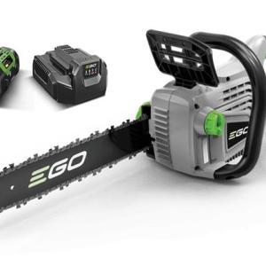 EGO CS1400 Chainsaw Kit 56v 35cm 2.5Ah Battery & STD Charger