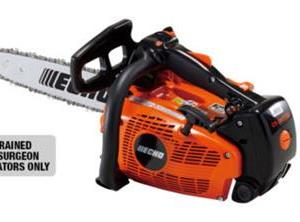 "ECHO CS 360TES 14"" TOP HANDLE CHAINSAW"