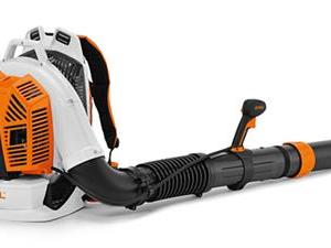 BR 800 backpack blower