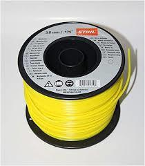 Line round ? 3.0 mm x 162,0 m yellow