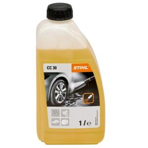 CC 30 vehicle shampoo & wax 1l