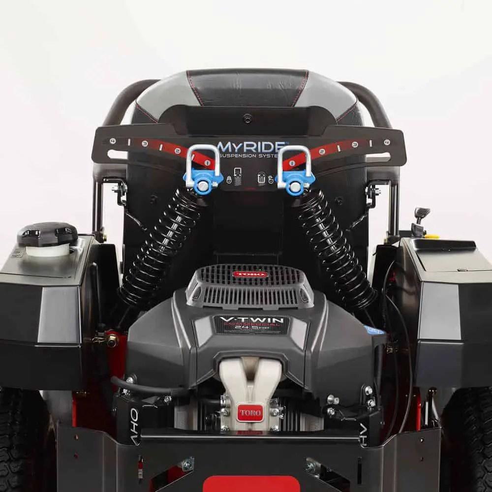 Toro Timecutter Myride Hd 60 Fabricated Deck Zero Turn