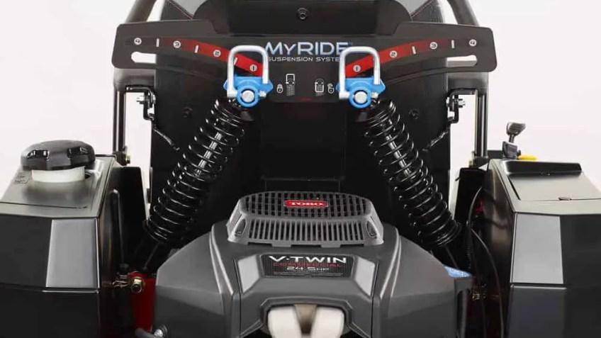 Toro Timecutter MyRIDE HD 60″ Fabricated Deck Zero Turn