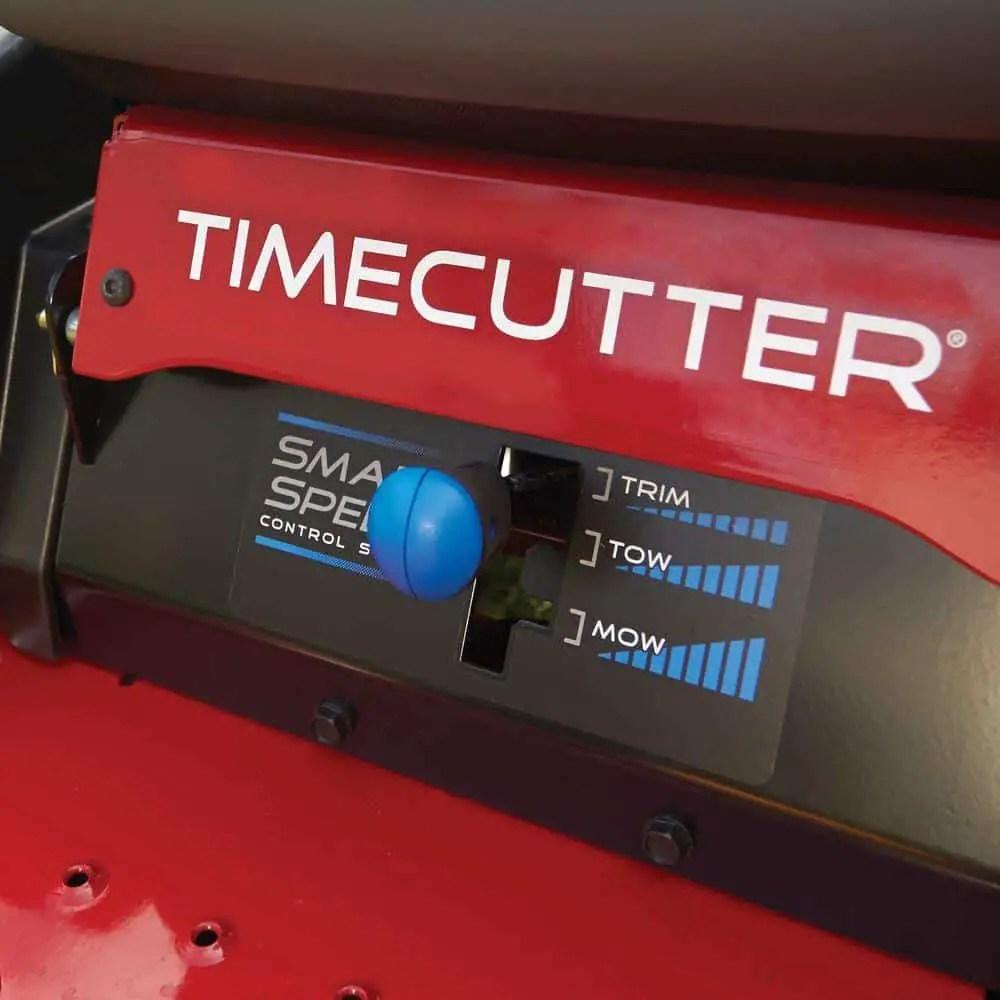 Toro Timecutter SS5000 50″ Deck 24 5 HP Engine – Mower