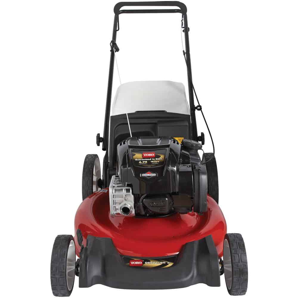 Toro Recycler 21 Walk Behind Push Mower Briggs Engine