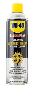 WD-40 Specialist Fast-Acting Carb Throttle Body Cleaner