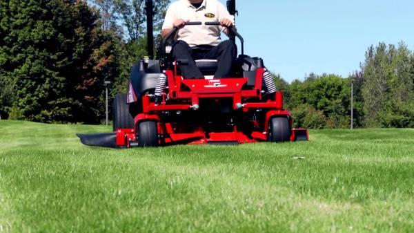 lawn mowing richland mi