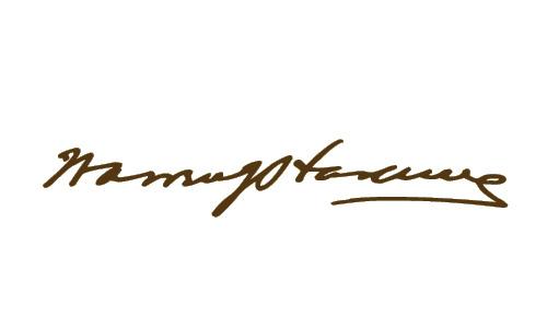 Warren Harding signature