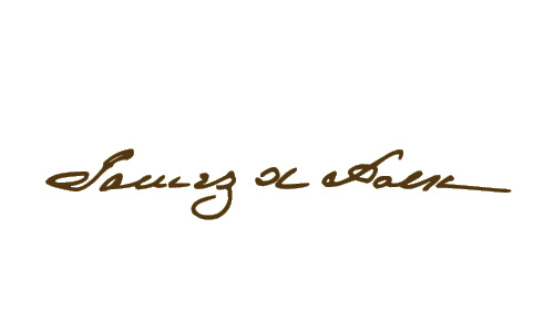 James Polk signature
