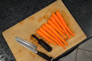 Carrot Prep