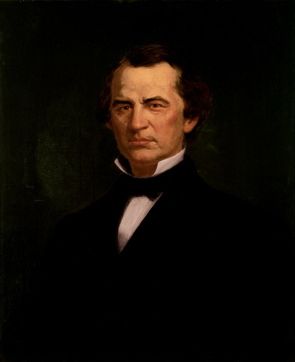 Andrew Johnson, official White House portrait