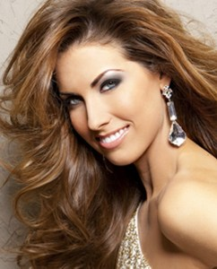 Katherine Webb is Miss Alabama, 2012, and an Auburn graduate.