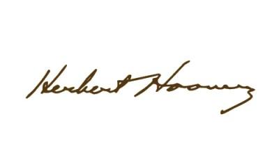Herbert Hoover Signature