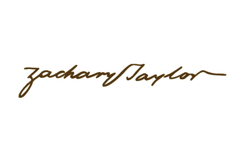 Zachary Taylor signature