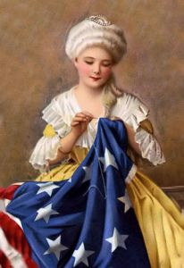 US Flag - Betsy Ross