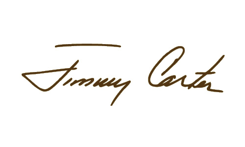 Jimmy Carter Signature