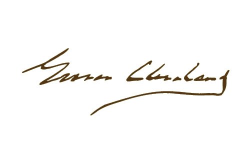 Grover Cleveland Signature