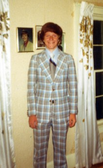 I learned a new word this week: Promposal. I may not have known how to do an over-the-top invitation in 1974, but I certainly did have a sense of style. A bad sense, but a sense, nonetheless.