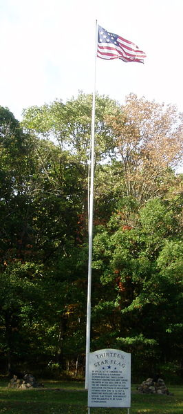 Hopkinson Flag - Middlebrook