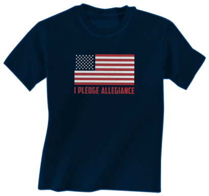 I Pledge Allegiance Shirt