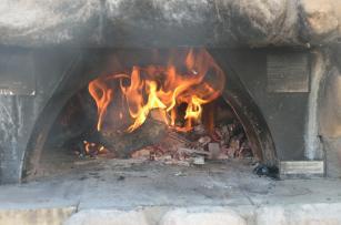 We burn a lot of oak ... both lumber cut-offs and firewood.