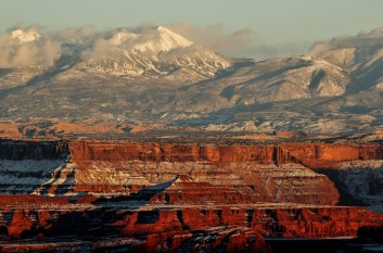 From the Canyonlands National Park Facebook page.