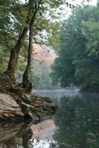 Green River at Turnhole Bend in Autumn. From the Park's website.