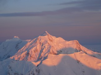 From the Park's website. Mt. Hunter.
