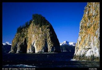 Islands in Aialik Bay. Photo courtesy of Terra Galleria. www.terragalleria.com.